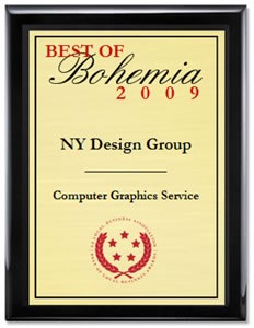 New York Design Group Receives 2008 Best of Bohemia Award
